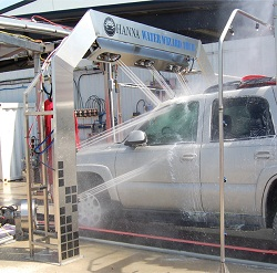 Car Wash Consultants Inc Water Wizard Arch